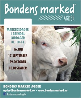 Bondens marked i Arendal featured image